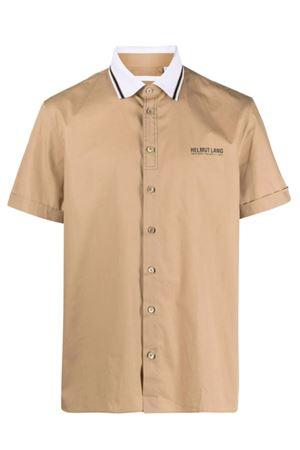 Camicia con logo HELMUT LANG | 6 | L01HM503FT2