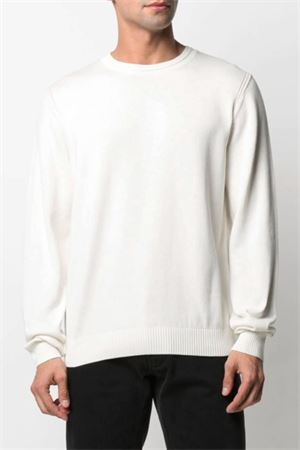 Sweater with logo HELMUT LANG | 7 | L01HM705C05