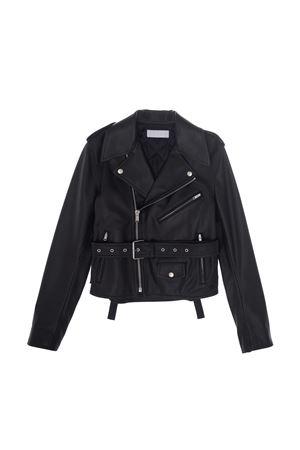 Leather jacket HELMUT LANG | 3 | L02HW102001