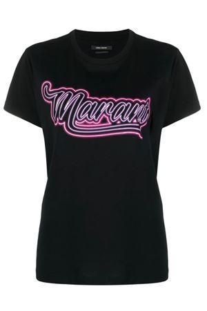 Zaof T-shirt ISABEL MARANT | 8 | 21ETS061921E038I01BK