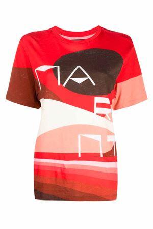 T-shirt Zewel ISABEL MARANT | 8 | TS040621P031I70RD