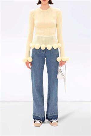 Jeans vita alta JW ANDERSON | 24 | DT0001PG0427844
