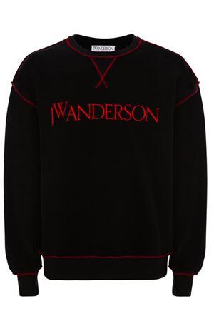 Logo sweatshirt JW ANDERSON | -108764232 | JO0005PG0490999