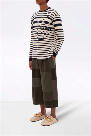 T-shirt a righe JW ANDERSON | 8 | JT0005PG0429891