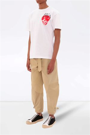 T-shirt con logo JW ANDERSON | 8 | JT0010PG0079001