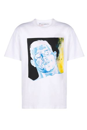 T-shirt with print JW ANDERSON | 8 | JT0016PG0079001