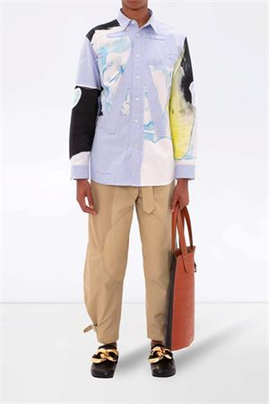 Shirt with anchor JW ANDERSON | 6 | SH0086PG0480804