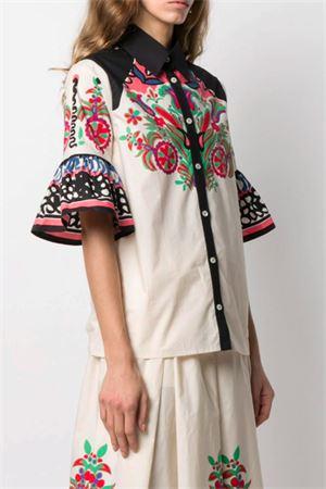 Camicia Choux LA DOUBLEJ.   6   SHI0052COT015CLT01