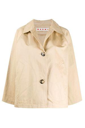 Flared jacket MARNI | 3 | GIMA0149A0TCZ3500W26