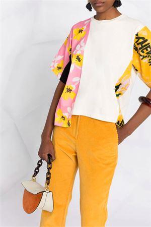 Floral T-shirt MARNI | 8 | THJE0228Q0TCY6800W13