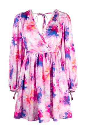 Dress with tie dye motif MSGM | 11 | 3041MDA21A21715112