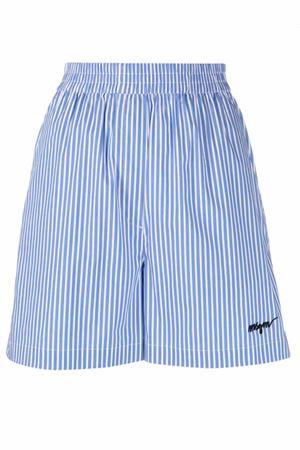 Shorts a righe MSGM | 30 | 3041MDB05X21710785