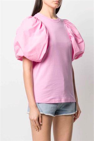 T-shirt con manica a sbuffo MSGM   8   3041MDM7521729812