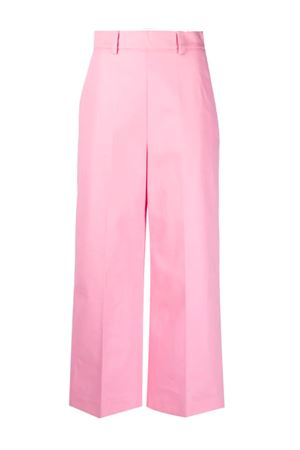 High waisted trousers MSGM | 9 | 3041MDP0621710512
