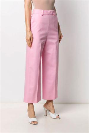 Pantaloni vita alta MSGM | 9 | 3041MDP0621710512