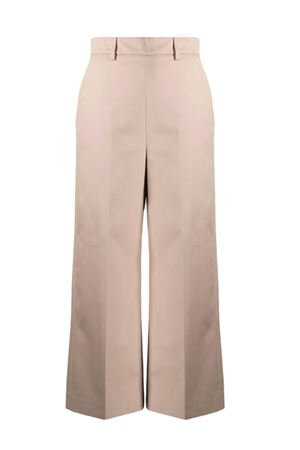 High waisted trousers MSGM | 9 | 3041MDP0621710523