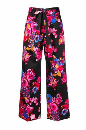 Pantalone a fiori MSGM | 9 | 3041MDP1821715499