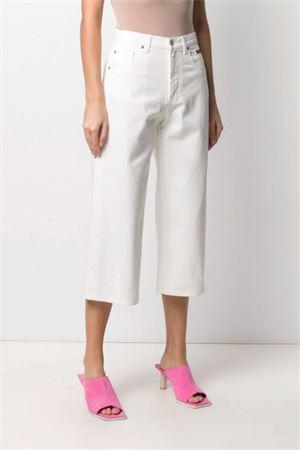 Jeans con logo MSGM | 9 | 3041MDP52TX21728202