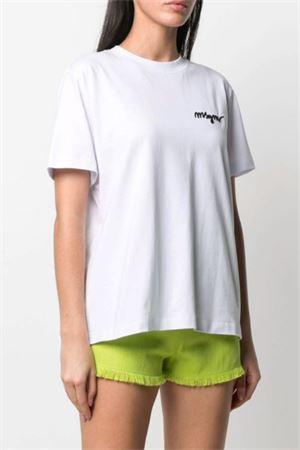 T-shirt con logo MSGM   8   3042MDM26021749801