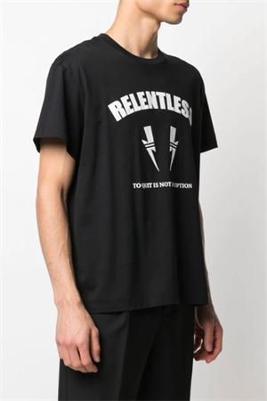T-shirt con logo NEIL BARRETT | 8 | PBJT895SQ512S042