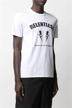T-shirt con logo NEIL BARRETT | 8 | PBJT895SQ512S526