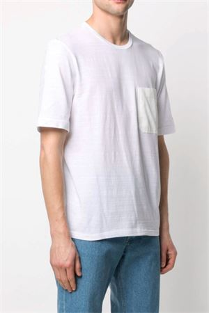 T-shirt con taschino NEIL BARRETT | 8 | PBJT909SQ523S03