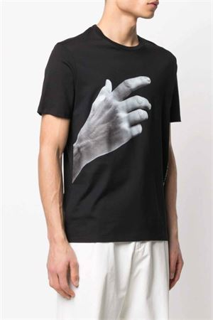 T-shirt The Other Hand NEIL BARRETT | 8 | PBJT927SQ557S1891