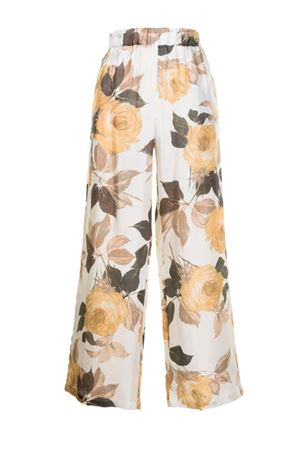 Pantaloni a fiori P.A.R.O.S.H. | 9 | D230260SOSA802