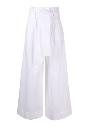 Trousers with belt P.A.R.O.S.H. | 9 | D231433CANYOX001