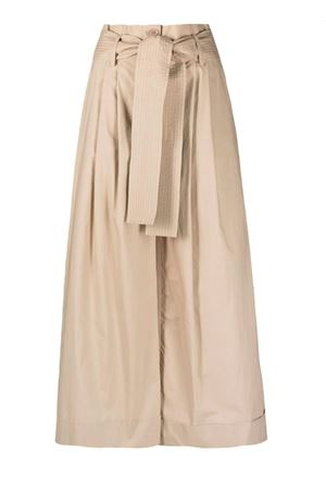 Pantaloni con cintura P.A.R.O.S.H. | 9 | D231433CANYOX004