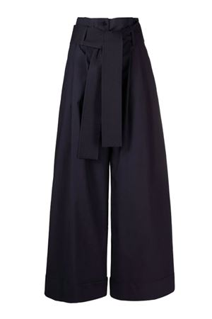 Trousers with belt P.A.R.O.S.H. | 9 | D231433CANYOX012