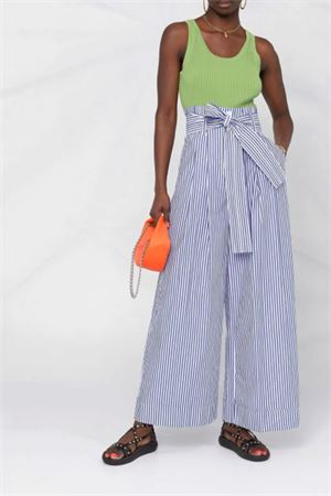 Trousers with belt P.A.R.O.S.H. | 9 | D231433CLACX812