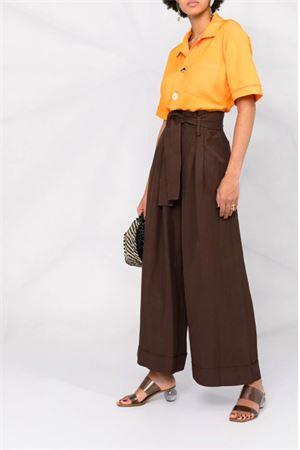 Pantaloni con cintura P.A.R.O.S.H. | 9 | D231433RAISA008