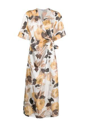 Floral dress P.A.R.O.S.H. | 11 | D724076SOSA802