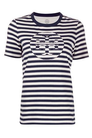T-shirt with logo TORY BURCH | 8 | 63871124