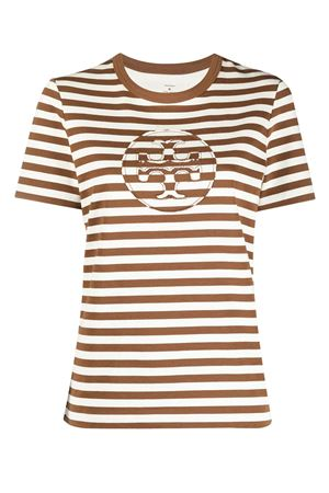 T-shirt with logo TORY BURCH | 8 | 63871229
