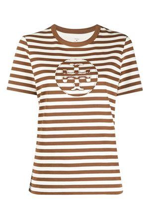 T-shirt con logo TORY BURCH | 8 | 63871229