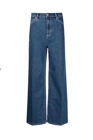 Jeans gamba ampia TORY BURCH | 24 | 76374400