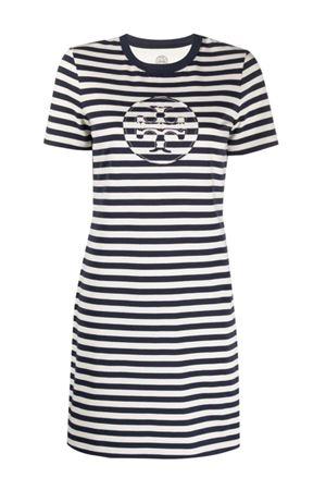 Striped t-shirt dress TORY BURCH | 11 | 81506288
