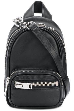 Shoulder bag in black leather with handle ALEXANDER WANG | 31 | 2037B0190L001