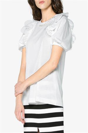T-shirt con maniche a smerlo SIMONE ROCHA | 8 | TS197B0553