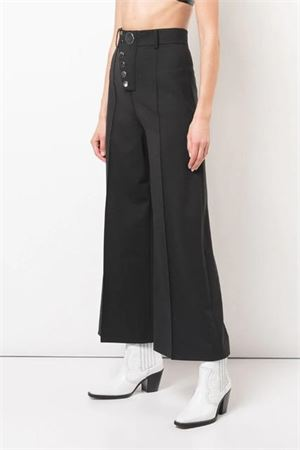 Wide leg pants. ALEXANDER WANG | 9 | 1W494088G3001