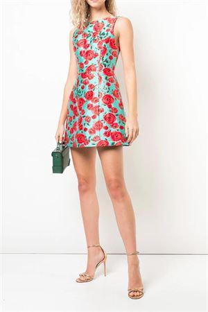 Vestito Lindsey a fiori. ALICE & OLIVIA | 11 | CC812Q41510C344