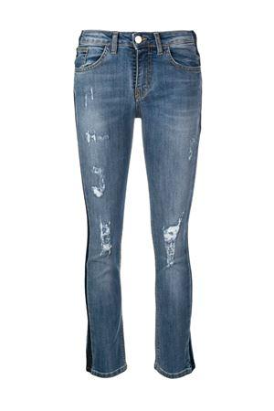 Jeans skinny con righe laterali Blugirl | 24 | 7654170
