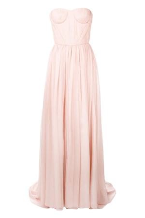 Long strapless dress. Blumarine | 11 | 3092182