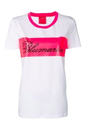 T-shirt with logo Blumarine | 8 | 3145249
