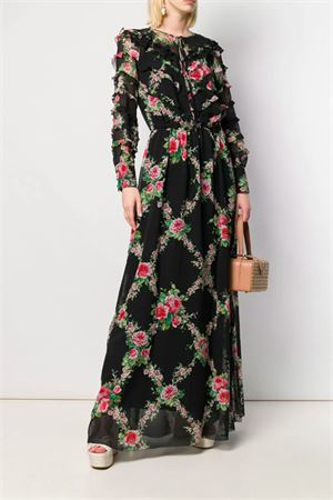 Long dress Rose Check Blumarine | 11 | 3351140