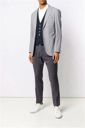 Single-breasted cotton jacket ELEVENTY | 3 | 979JA3184 JAC2705911