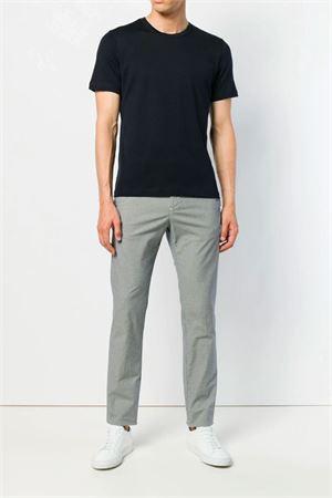 T-shirt  in cotone blu ELEVENTY | 7 | 979TS0072 TSH2600111