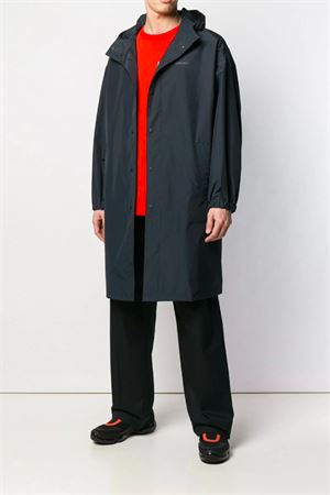 Waterproof coat with logo HELMUT LANG | 17 | I06NM401001